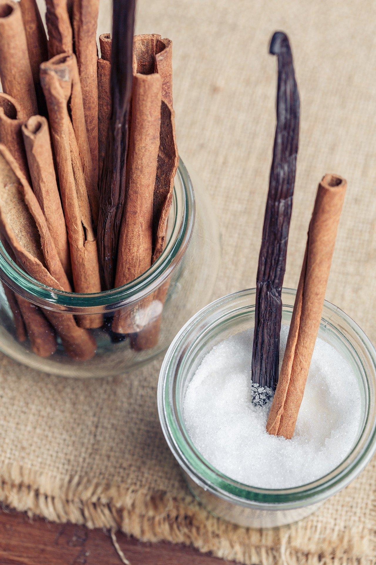 Cinnamon Vanilla Scent